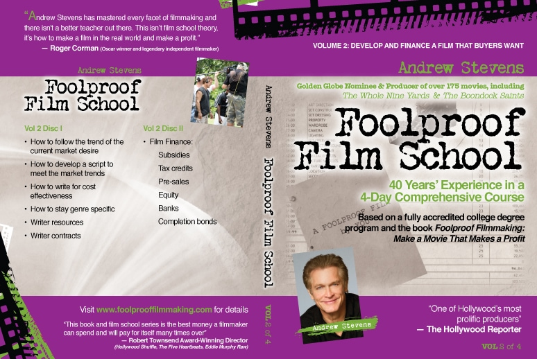FoolProof Film Series: Volume 2