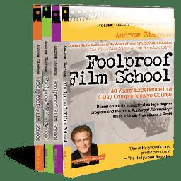 film boxes - Andrew Stevens FoolProof Filmmaking for Directors