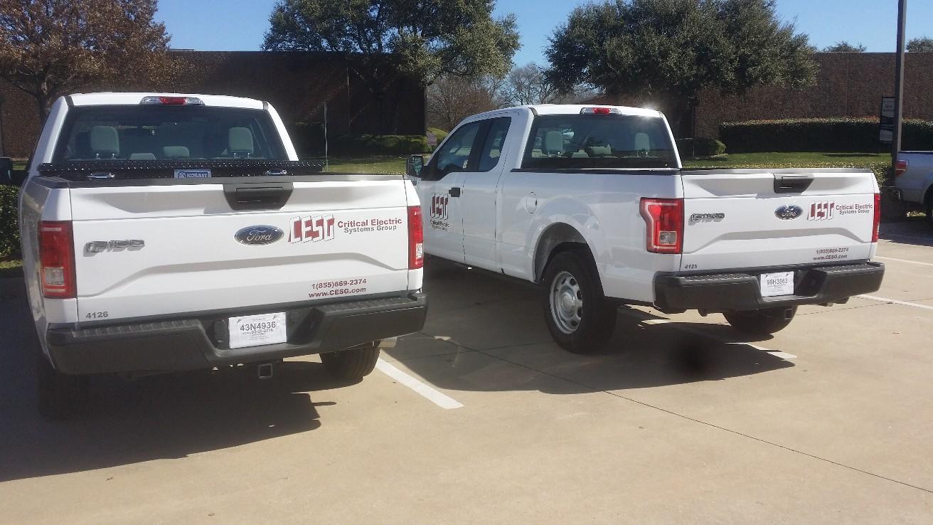 Custom Fleet Graphics in Plano TX