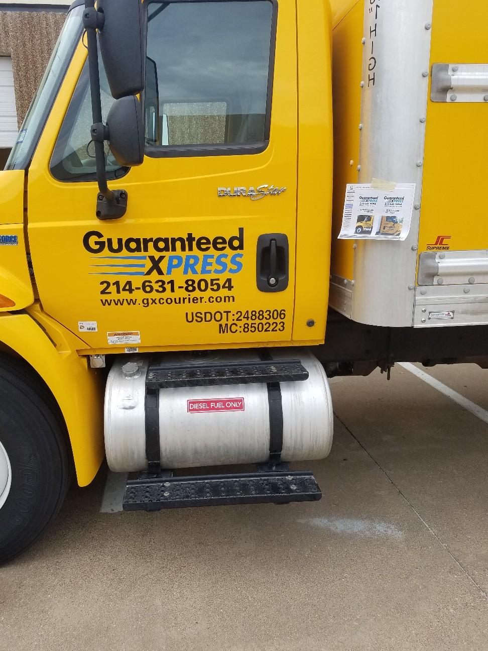 Brand Building Fleet Truck Graphics