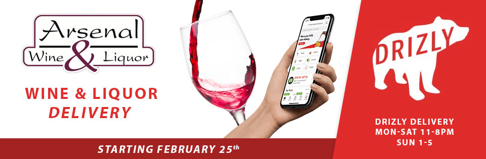 Drizly Wine and Liquor Delivery