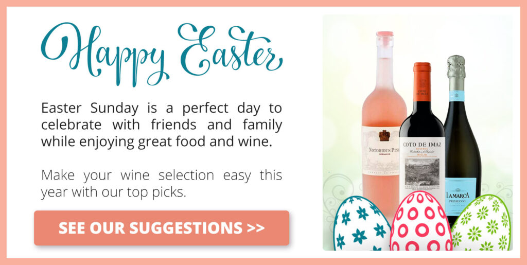 Easter Wine Pairings