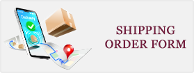 Shipping Order Form