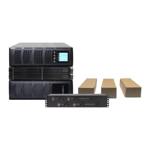 P90L Bundle: UPS, Isolation Transformer, Battery Module, Power Distribution Unit, (3) Rail Kits