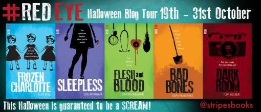 RED EYE Blog tour Banner
