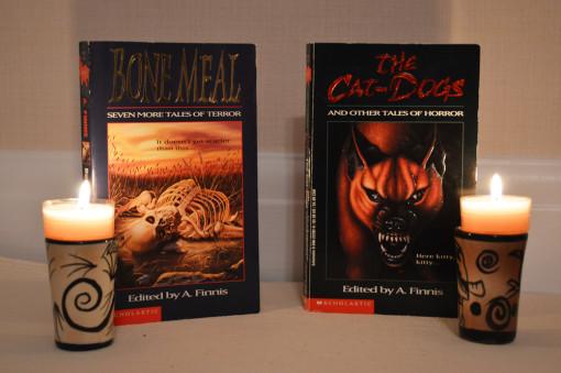 US editions of UK Point Horror anthology