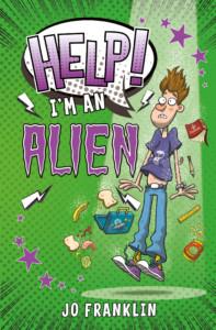 Help I'm an Alien cover