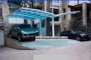 Kangado Double Carports-5.5mx6mx3m
