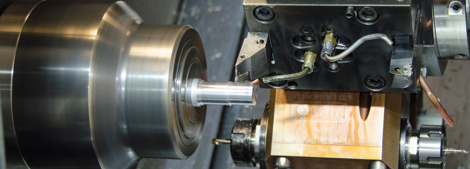 CNC lathe | Horschel Brothers Precision - Springville, NY