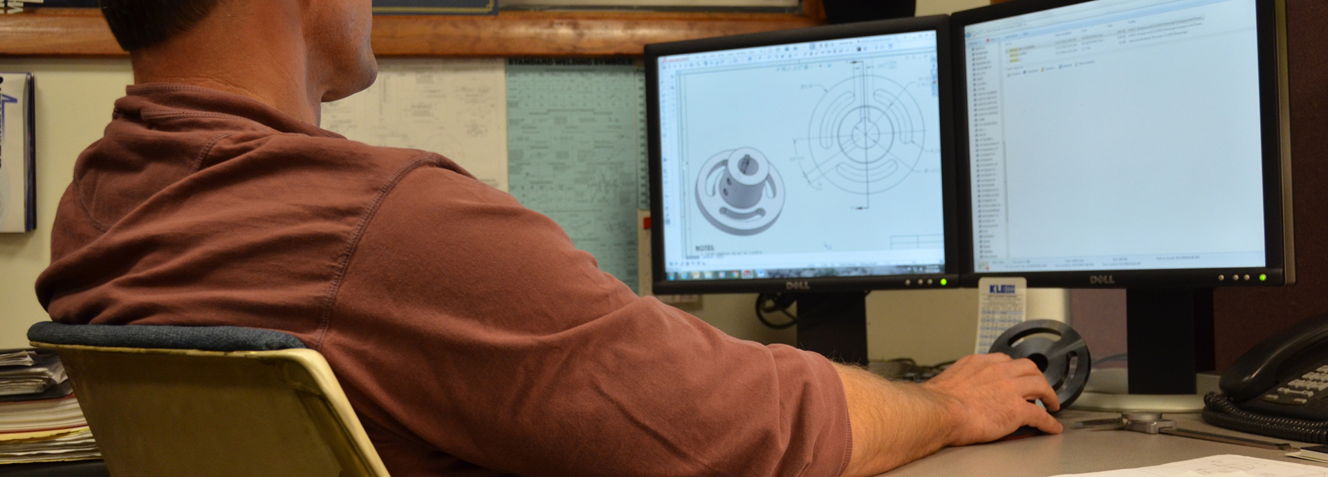 Engineering | Horschel Brothers Precision - Springville, NY