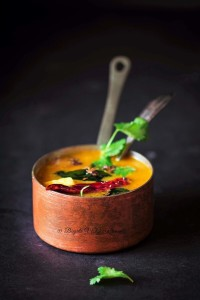 Restaurant Style Tiffin Sambar