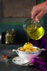 Rajbhog Recipe (Kesar Rasgulla Recipe)