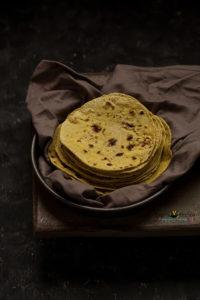 Homemade Maize Flour Tortillas