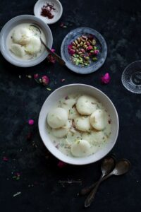 Easy Rasmalai Recipe