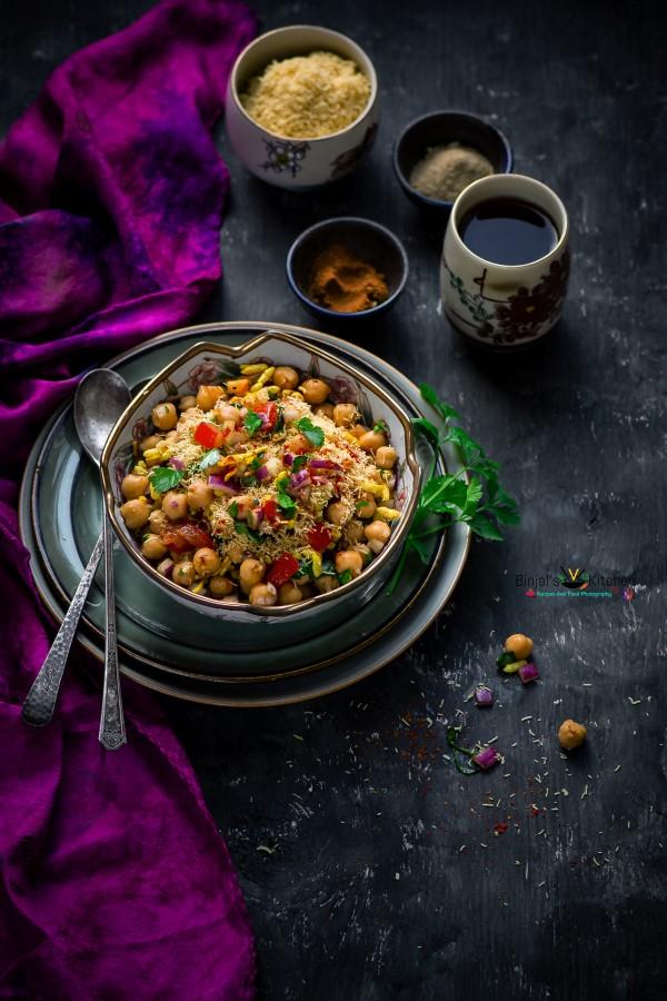 Chana Chaat Recipe