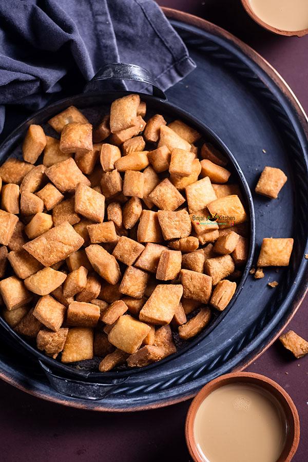 Shakkarpara Recipe
