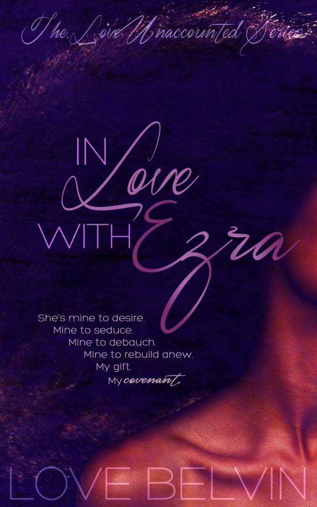 Book Cover: In Love with Ezra