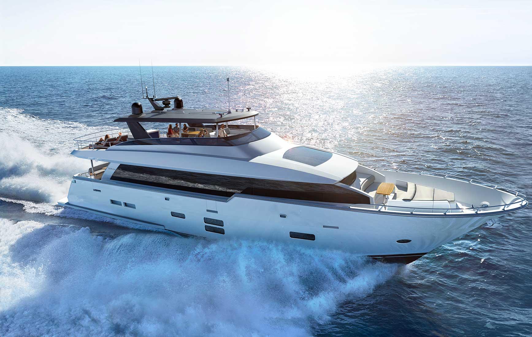 Hatteras Yacht