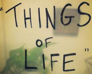 thingsoflife