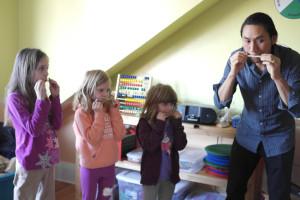 Kazoo Band Practice