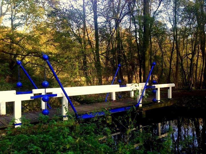 amsterdamse bos bridge