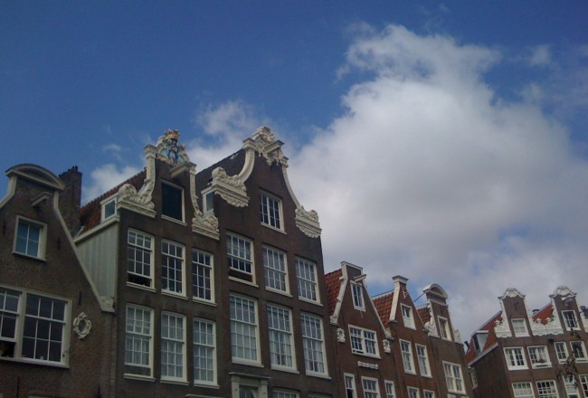 BEGIJNHOF AMSTERDAM • PEEK INTO THE PAST
