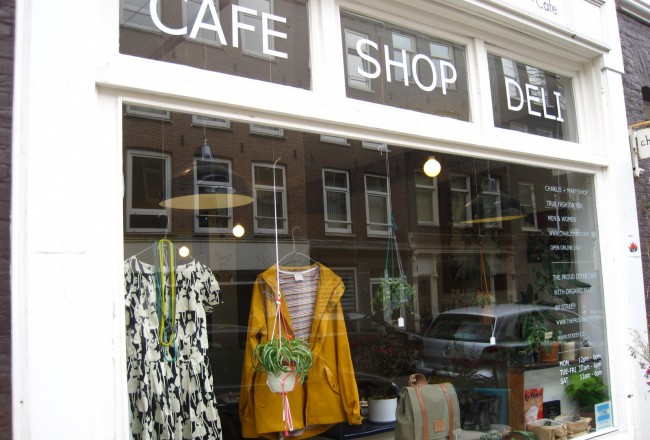 shops like Charlie + Mary make it easy to shop sustainably, ethically and still be super stylish