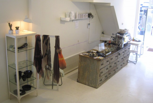 Cottoncake: a swet spot for shopping and lunch in de Pijp