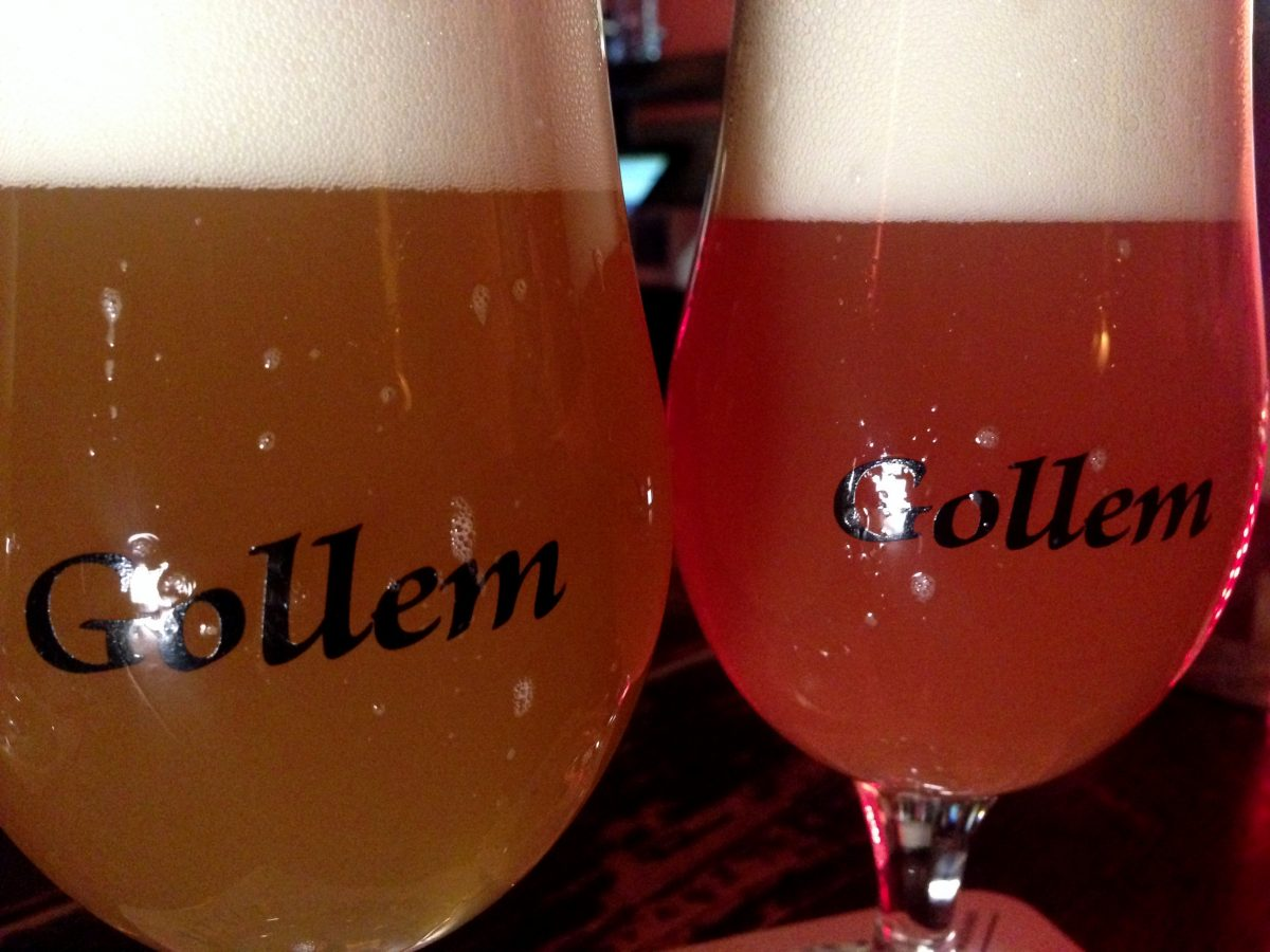 Gollem Amsterdam - a great place for craft beer