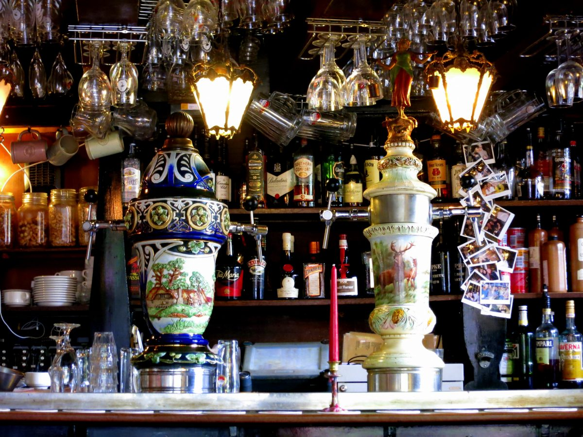 TOP 10 COZYBARS IN AMSTERDAM - PAPENEILAND