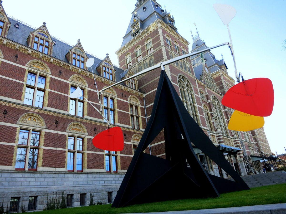 TOP 10 AMSTERDAM MUSEUMS - rijksmuseum calder