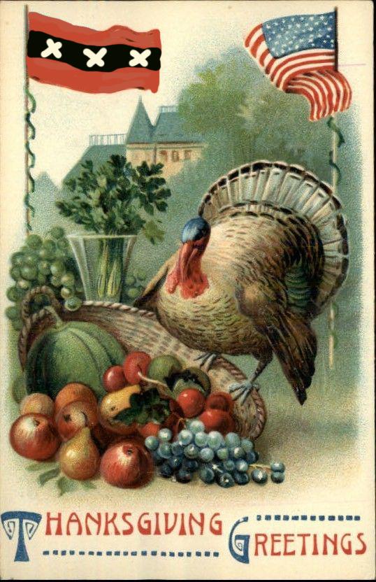 Thanksgiving in Amsterdam