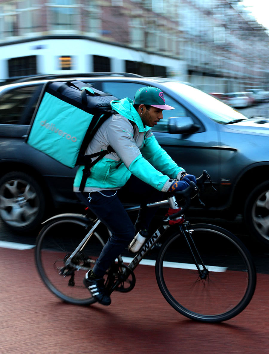 FOOD DELIVERY AMSTERDAM