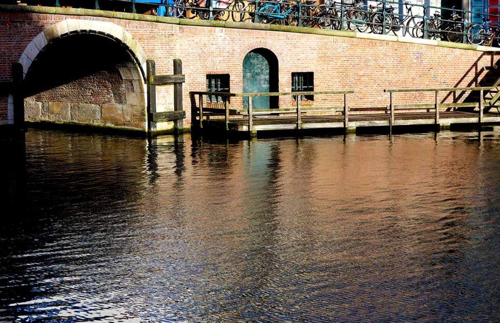 Torensluisbrug / Het Spinhuis - Amsterdam Secret Places