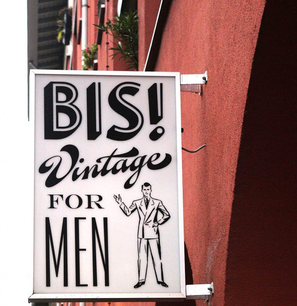 BEST VINTAGE CLOTHING SHOPPING IN AMSTERDAM - Bis Vintage
