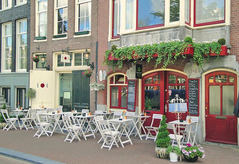 Greenwoods brunch Amsterdam