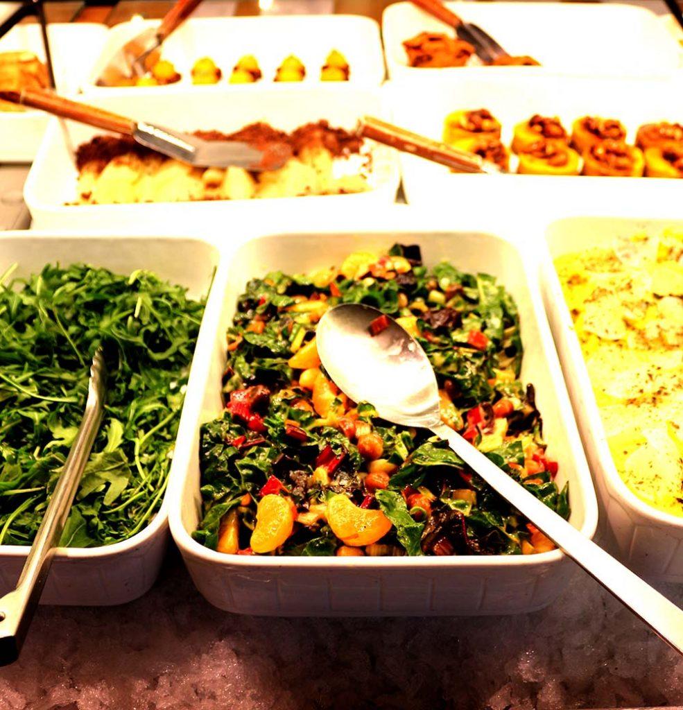 Spirit Amsterdam • Vegetarian Buffet