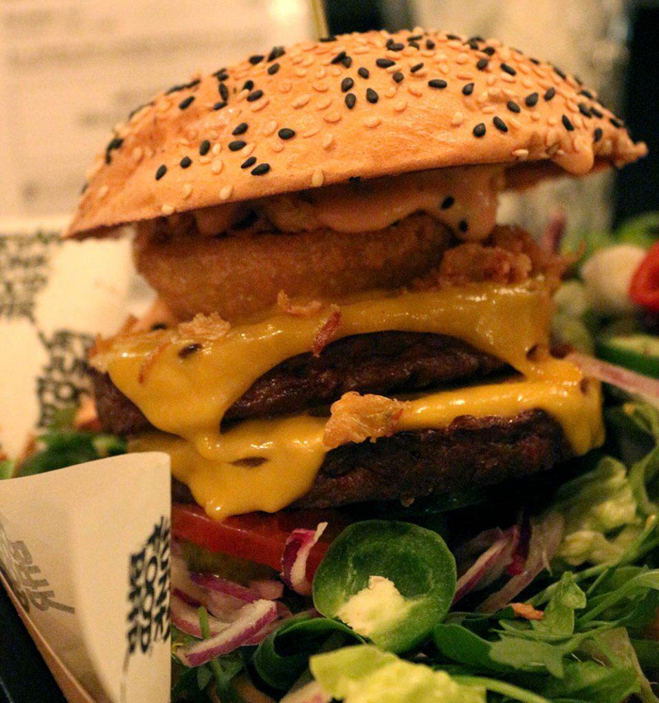 Vegan Junk Food Bar - vegetarian restaurants in Amsterdam
