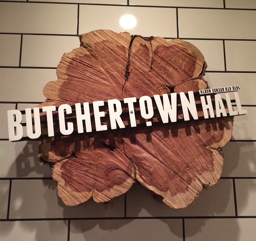 Butchertown Hall