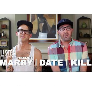 Marry Date Kill (Feat. Troy Akers)