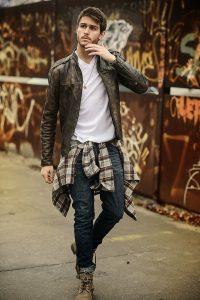 men's 2018 fashion - grunge
