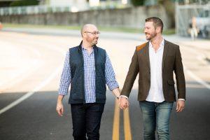 Man Crush Monday: My Husband, Joe Feys and Chris Vetrano