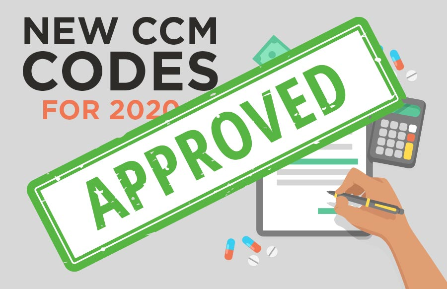 New-CCM-Codes-Approved
