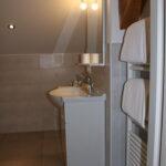 Apartment Penegal, Badezimmer