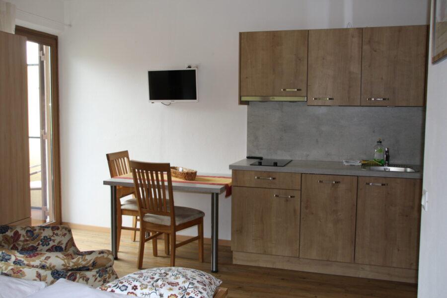 Apartment Penegal, Küche