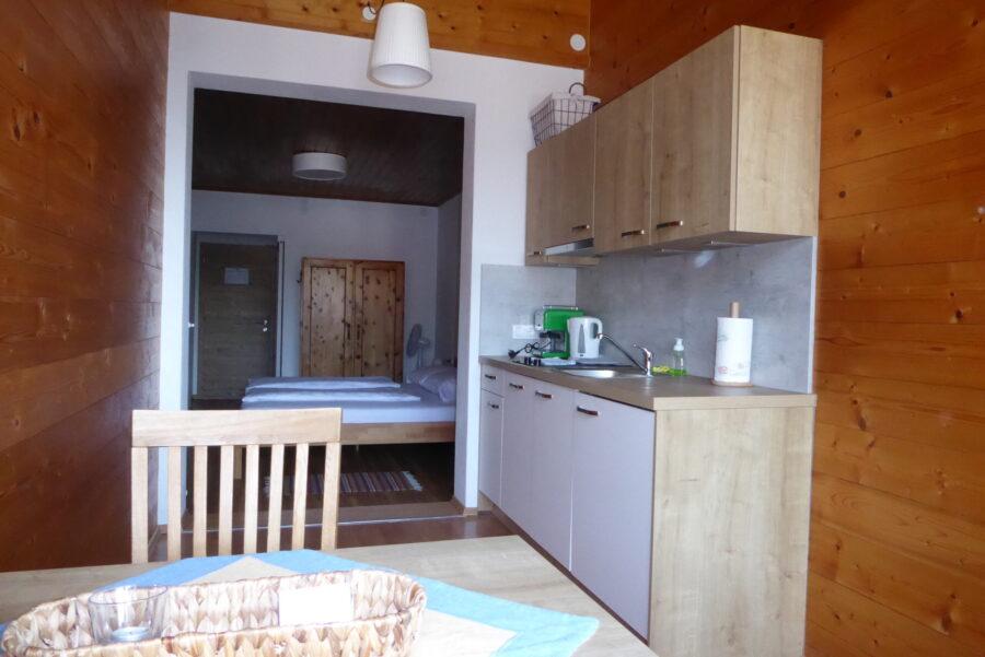 Apartment Roen, Küche