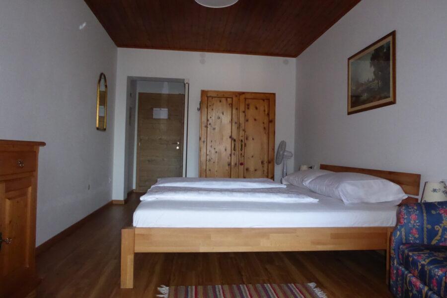Apartment Roen, Schlafzimmer