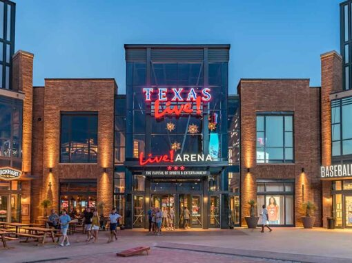 Texas Live Entertainment Complex