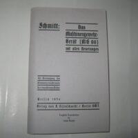 MG08 Operators Manual
