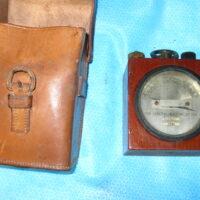 British military galvanometer